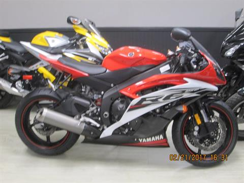 2014 Yamaha R6 in Dearborn Heights, Michigan