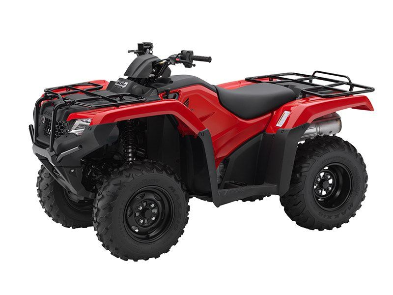 2016 Honda FourTrax Rancher 4x4 Automatic DCT Power Steering in Dearborn Heights, Michigan