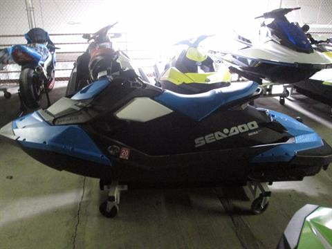 2017 Sea-Doo SPARK 2up 900 H.O. ACE iBR & Convenience Package Plus in Dearborn Heights, Michigan