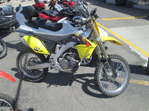 2015 Suzuki RM-Z250 in Dearborn Heights, Michigan