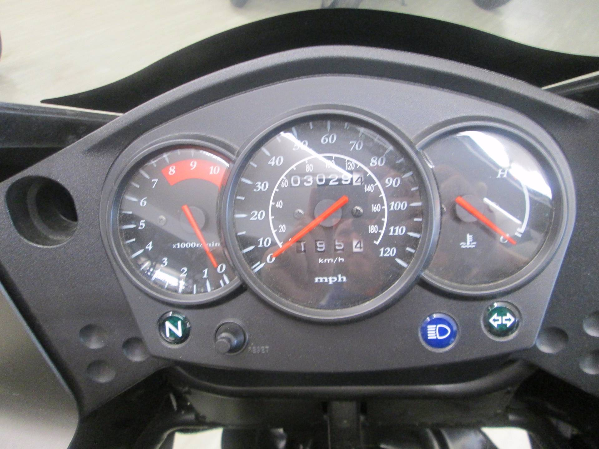2015 Kawasaki KLR 650 in Dearborn Heights, Michigan