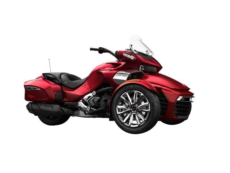 2016 Can-Am Spyder F3 Limited in Dearborn Heights, Michigan