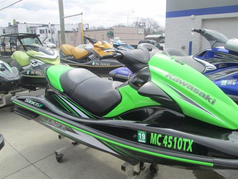 2016 Kawasaki ST15F in Dearborn Heights, Michigan