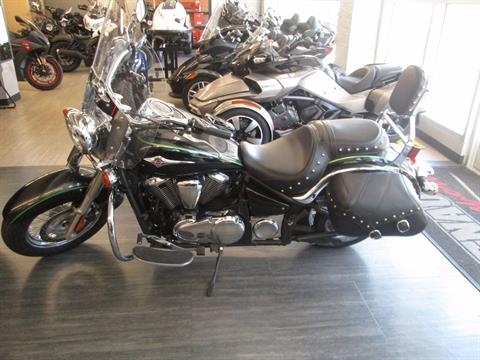 2015 Kawasaki Vulcan® 900 Classic LT in Dearborn Heights, Michigan