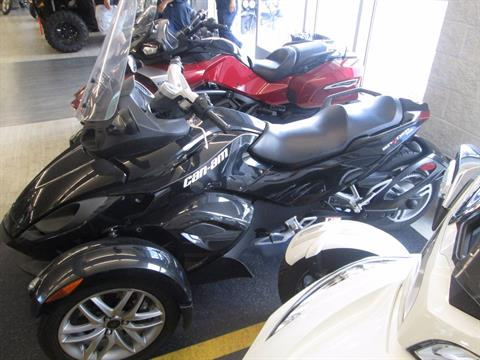 2014 Can-Am Spyder® RS SM5 in Dearborn Heights, Michigan