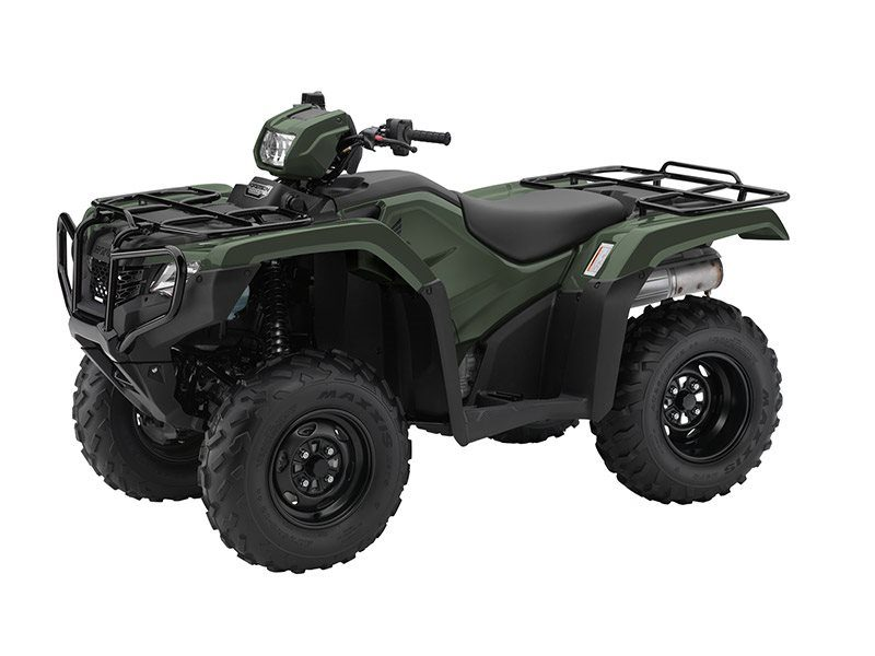 2016 Honda FourTrax Foreman 4x4 ES in Dearborn Heights, Michigan