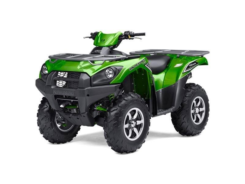 2016 Kawasaki Brute Force 750 4x4i EPS in Dearborn Heights, Michigan