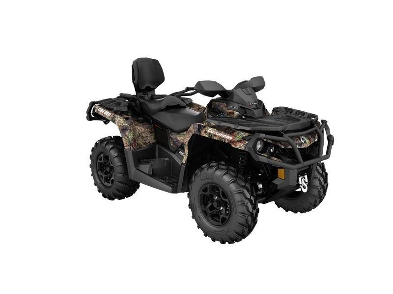 2016 Can-Am Outlander MAX XT 850 in Dearborn Heights, Michigan