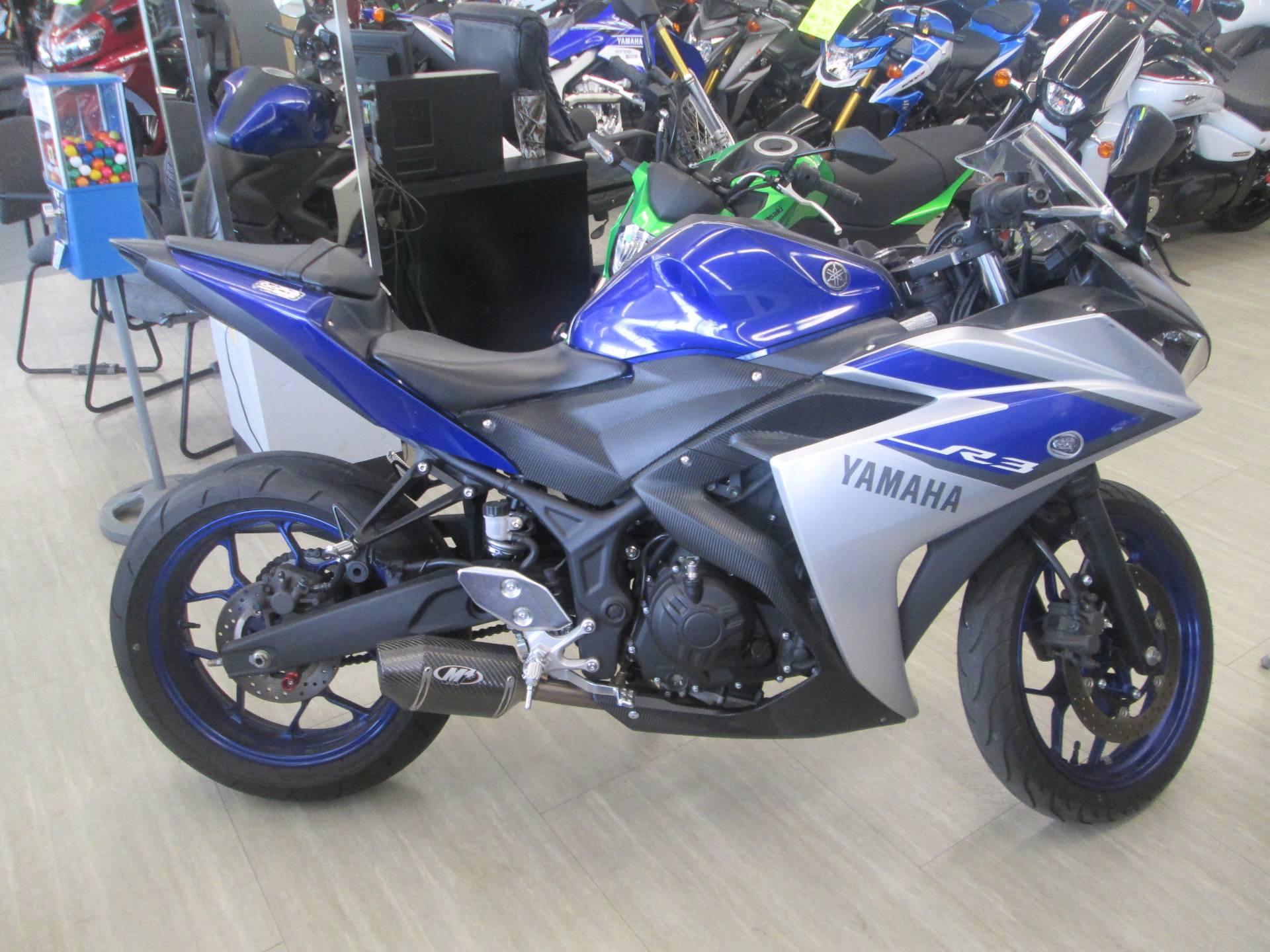 2015 Yamaha YZF-R3 in Dearborn Heights, Michigan