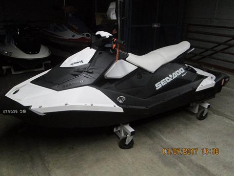 2015 Sea-Doo Spark™ 3up 900 H.O. ACE™ iBR Convenience Package in Dearborn Heights, Michigan