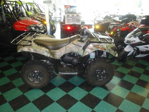 2015 Kawasaki Brute Force® 750 4x4i EPS Camo in Dearborn Heights, Michigan
