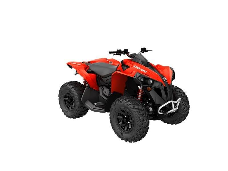 2016 Can-Am Renegade 850 in Dearborn Heights, Michigan
