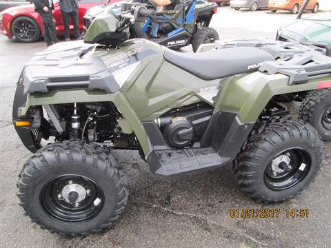 2016 Polaris Sportsman 450 H.O. EPS in Dearborn Heights, Michigan