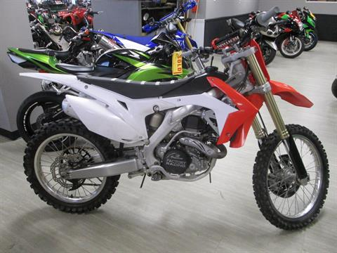 2015 Honda CRF 450 in Dearborn Heights, Michigan