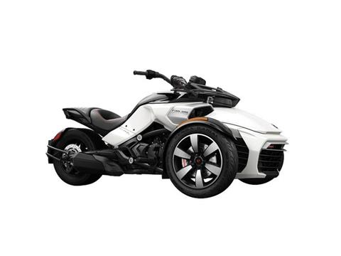 2016 Can-Am Spyder F3-S SE6 in Dearborn Heights, Michigan