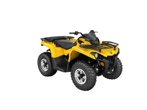 2016 Can-Am Outlander L DPS 450 in Dearborn Heights, Michigan