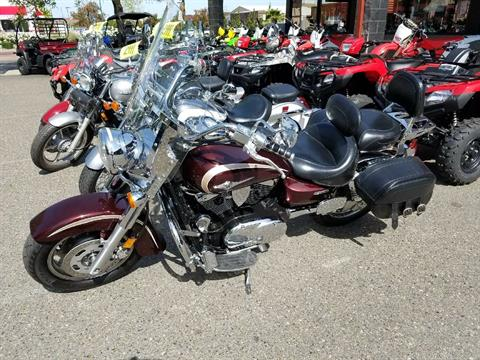 2005 Kawasaki Vulcan® 1600 Classic in Merced, California