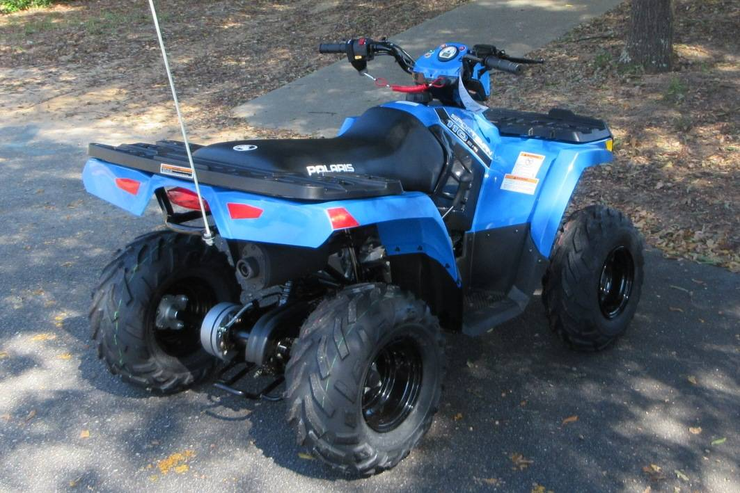 2017 Polaris Sportsman 110 EFI in Sumter, South Carolina