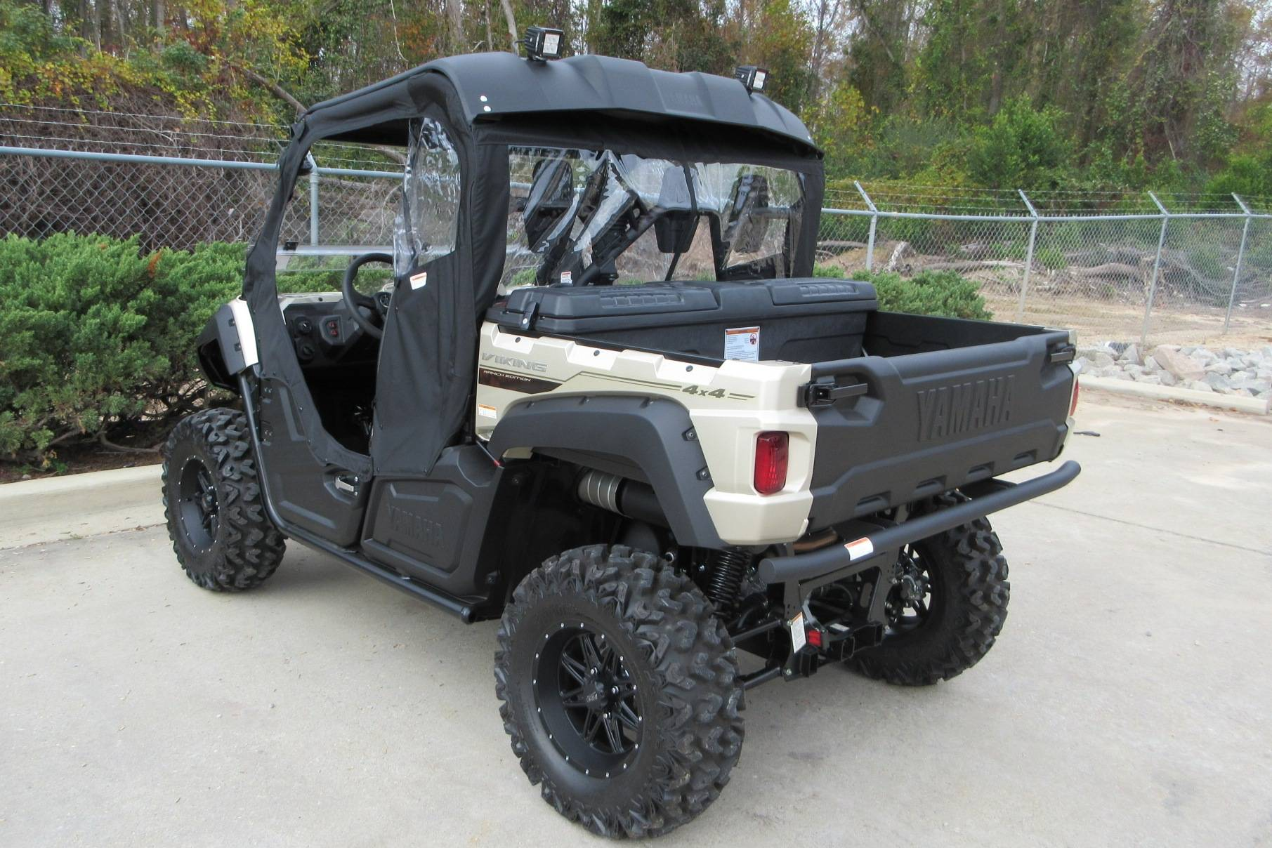 2018 Yamaha Viking EPS Ranch Edition in Sumter, South Carolina