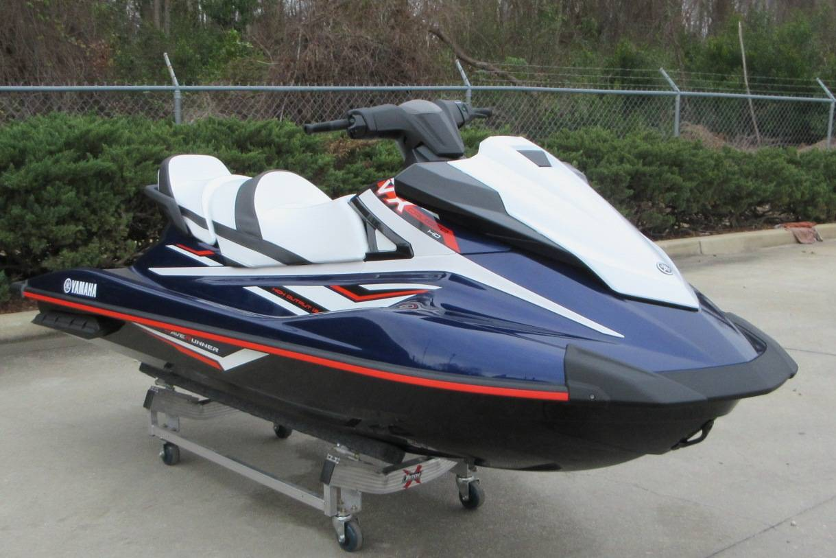2019 Yamaha VX Cruiser HO in Sumter, South Carolina - Photo 3