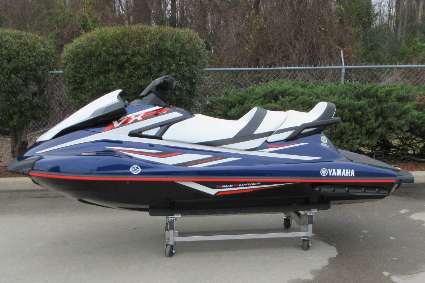 2019 Yamaha VX Cruiser HO in Sumter, South Carolina - Photo 2