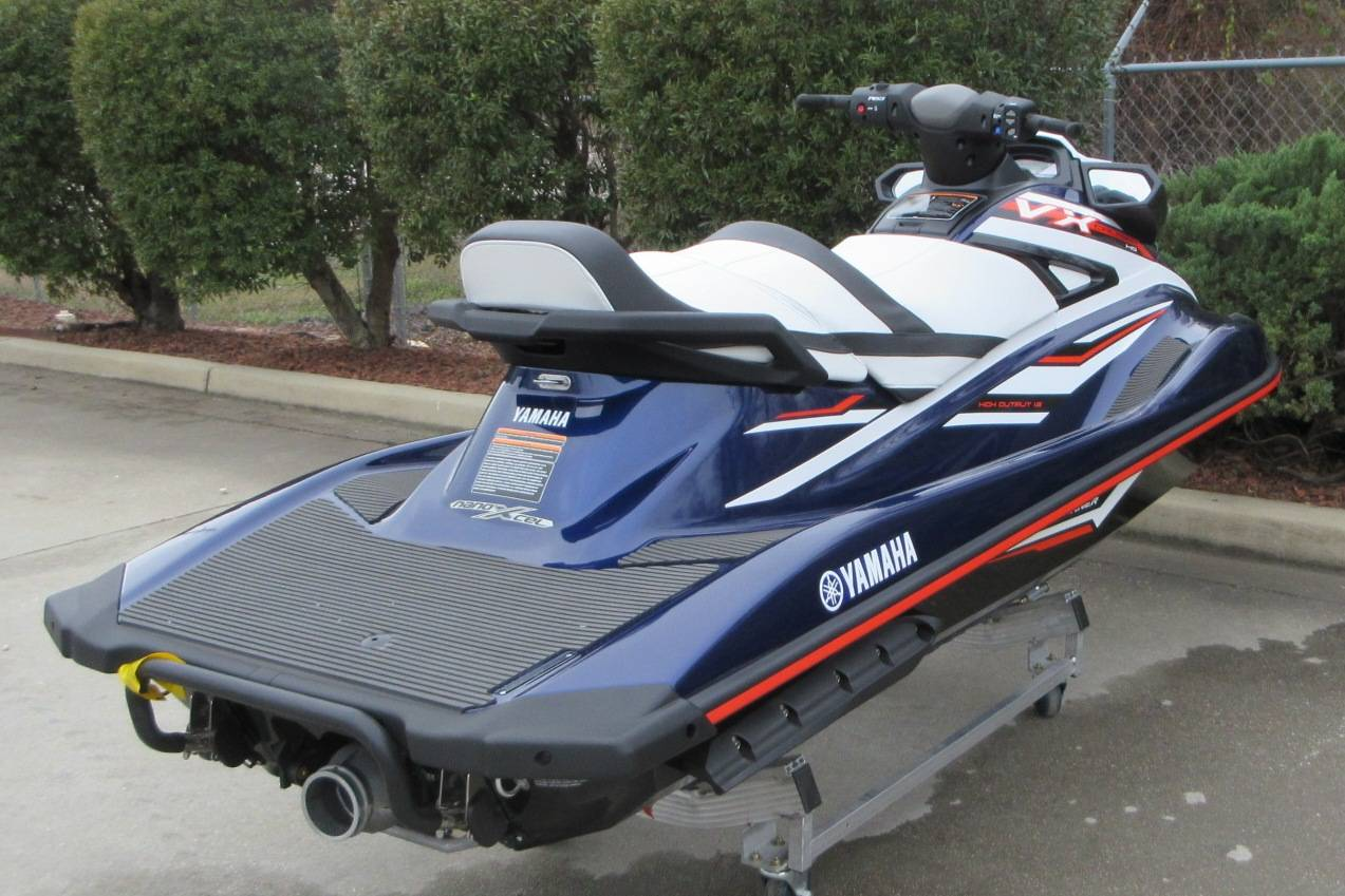 2019 Yamaha VX Cruiser HO in Sumter, South Carolina - Photo 8