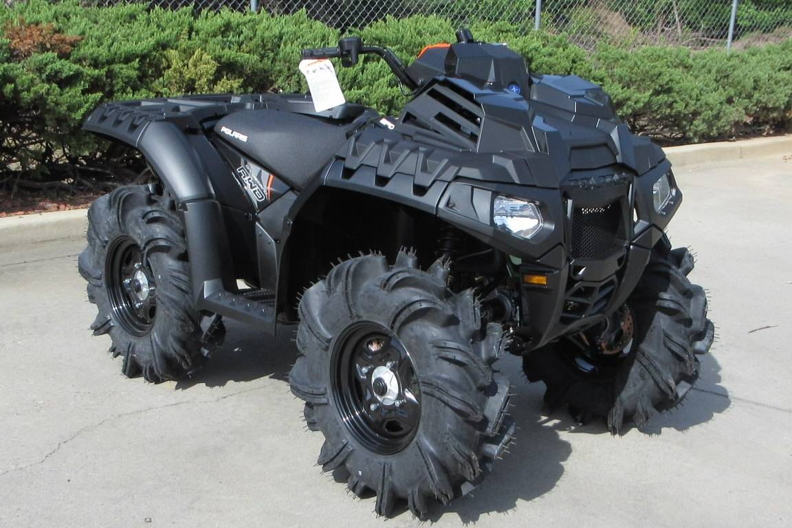 2019 Polaris Sportsman 850 High Lifter Edition 3