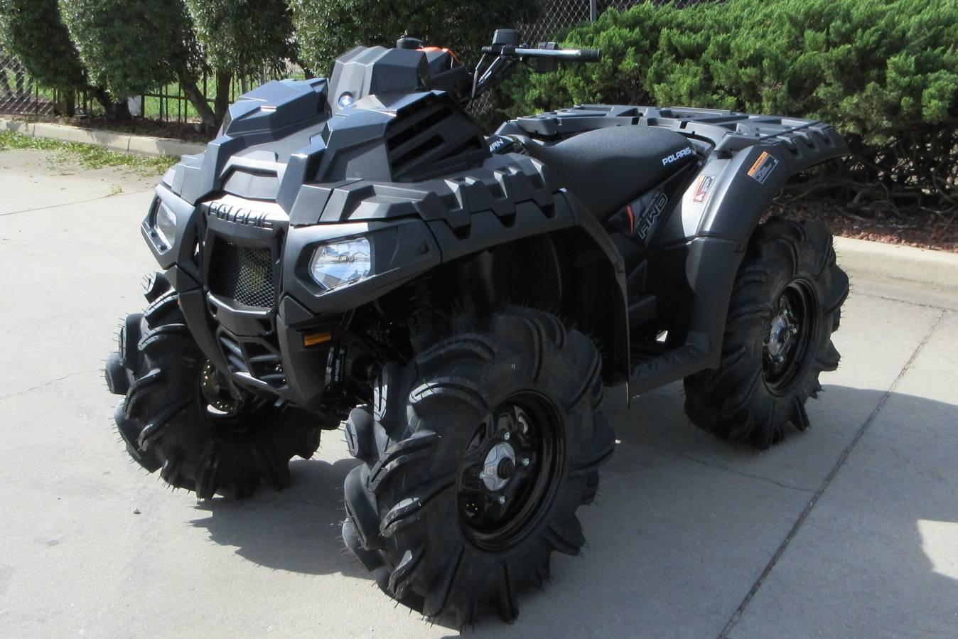 2019 Polaris Sportsman 850 High Lifter Edition 5