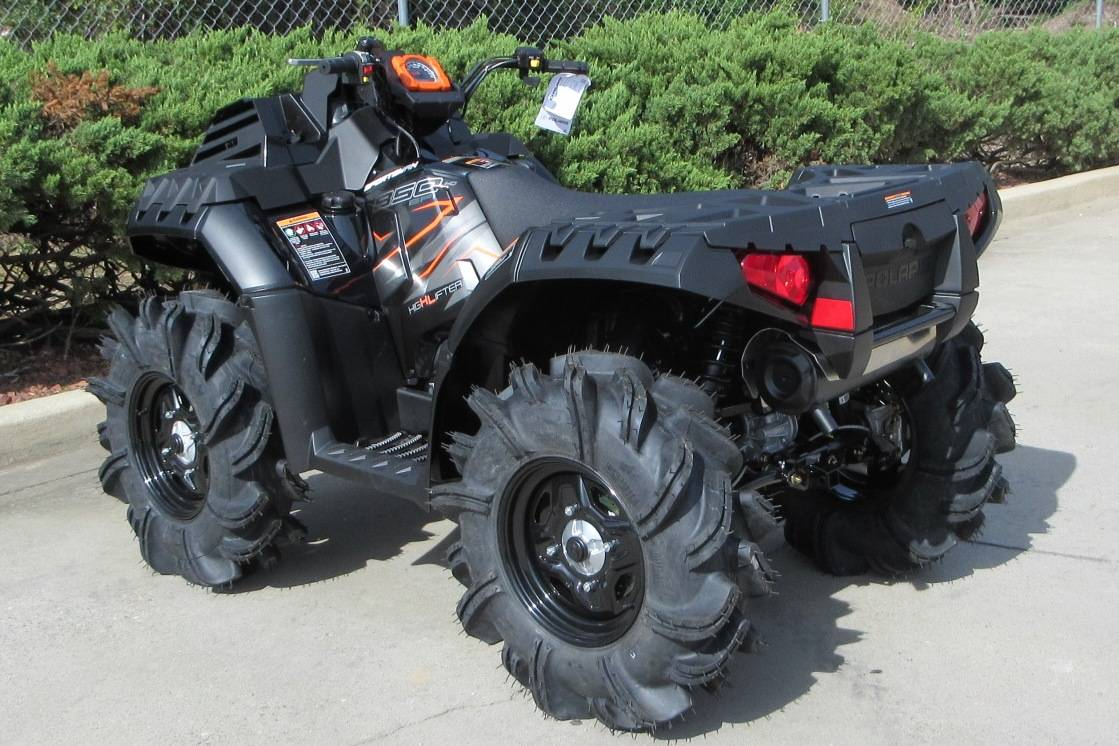 2019 Polaris Sportsman 850 High Lifter Edition 6
