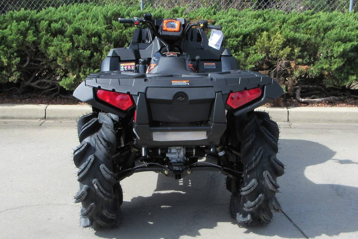 2019 Polaris Sportsman 850 High Lifter Edition 7