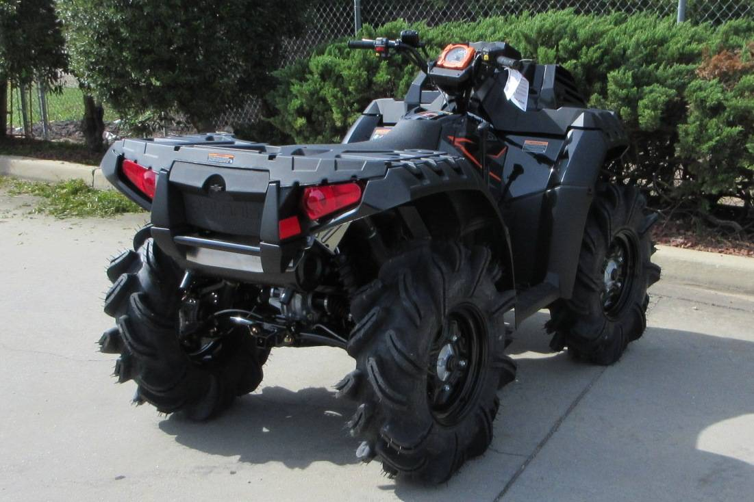 2019 Polaris Sportsman 850 High Lifter Edition 8