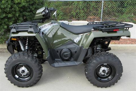 2020 Polaris Sportsman 450 H.O. Utility Package in Sumter, South Carolina - Photo 2
