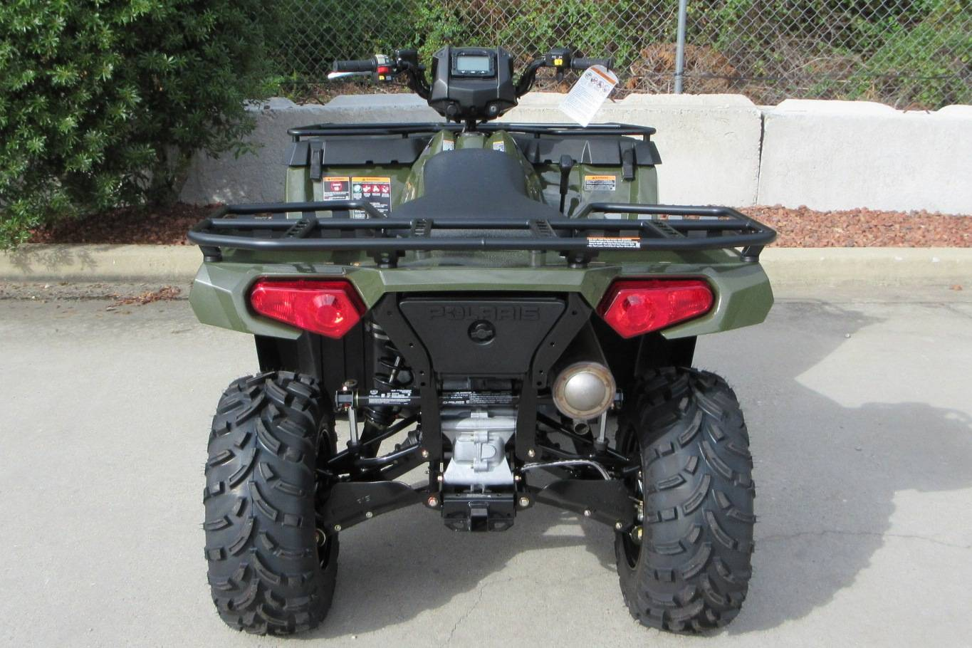 2020 Polaris Sportsman 450 H.O. Utility Package in Sumter, South Carolina - Photo 7
