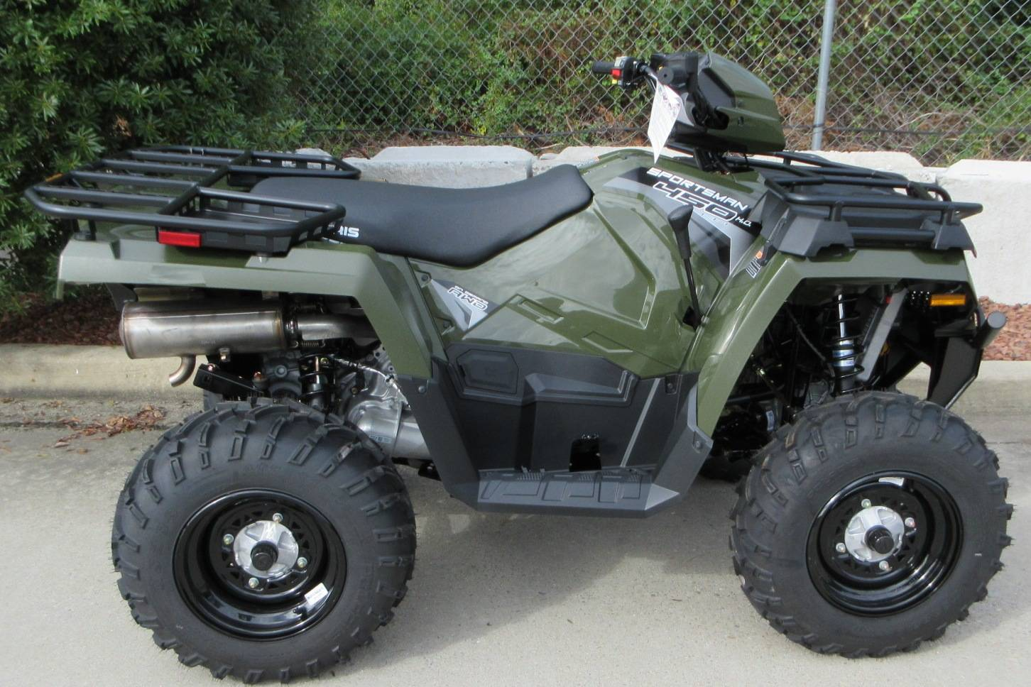 2020 Polaris Sportsman 450 H.O. Utility Package in Sumter, South Carolina - Photo 1