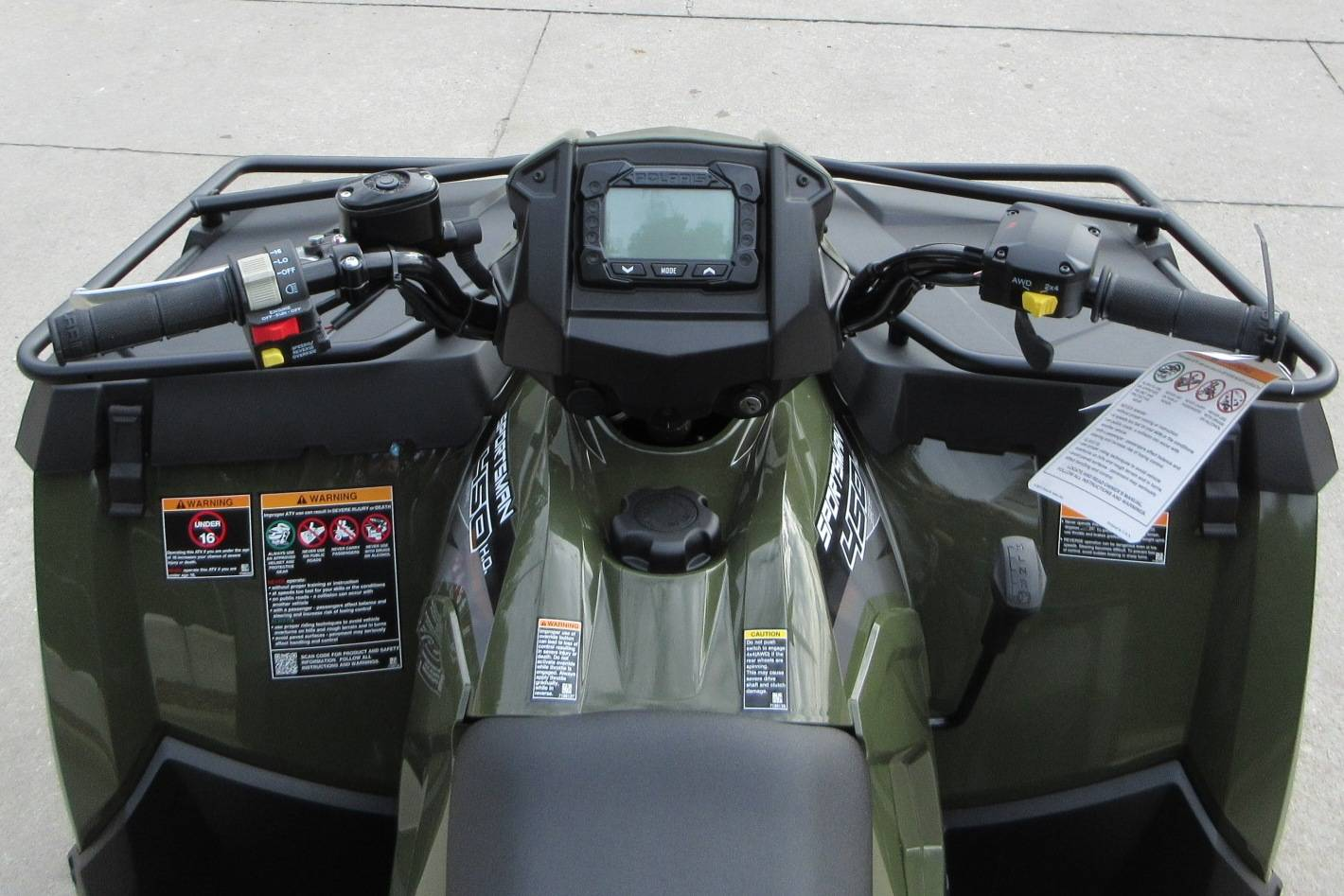 2020 Polaris Sportsman 450 H.O. Utility Package in Sumter, South Carolina - Photo 9