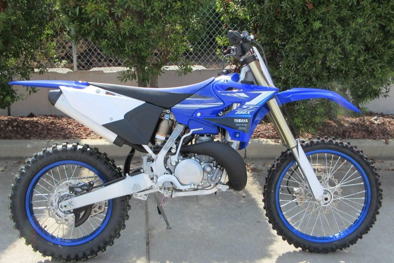 2020 Yamaha YZ250X in Sumter, South Carolina