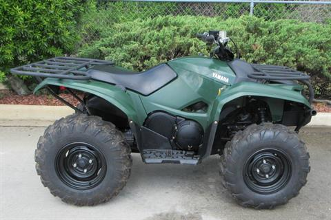 2016 Yamaha Kodiak 700 in Sumter, South Carolina