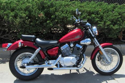 2014 Yamaha V Star 250 in Sumter, South Carolina