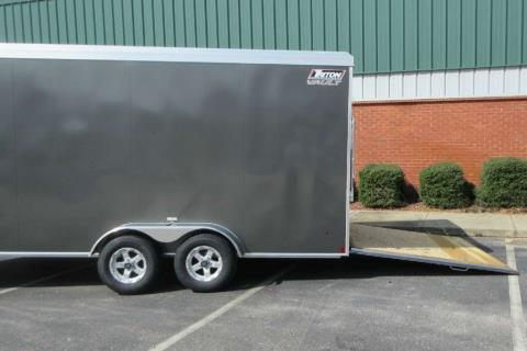 2016 Triton Trailers VC-716 in Sumter, South Carolina