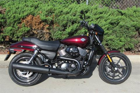 2015 Harley-Davidson Street™ 750 in Sumter, South Carolina