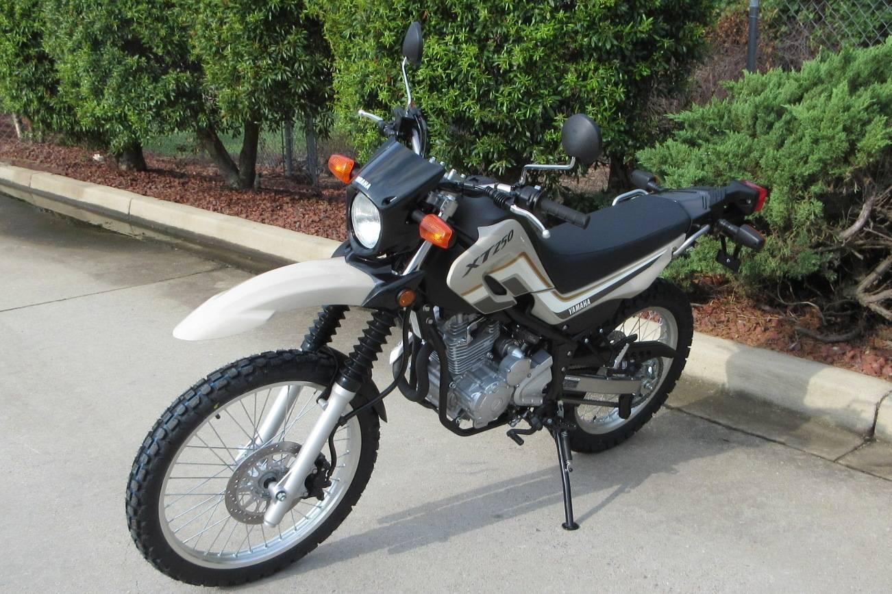 2019 Yamaha XT250 in Sumter, South Carolina