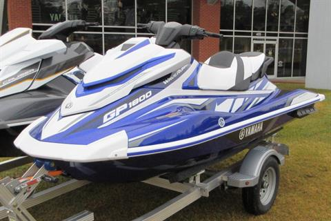 2018 Yamaha GP1800 in Sumter, South Carolina