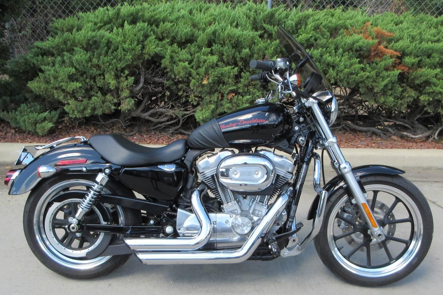 Used 2012 Harley-Davidson Sportster® 883 SuperLow® | Motorcycles in ...