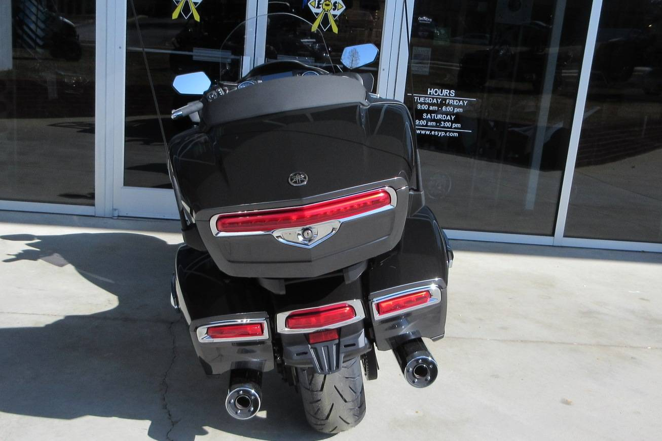 2018 Yamaha Star Venture with Transcontinental Option Package in Sumter, South Carolina - Photo 8