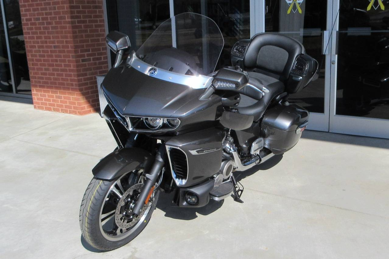 2018 Yamaha Star Venture with Transcontinental Option Package in Sumter, South Carolina - Photo 6