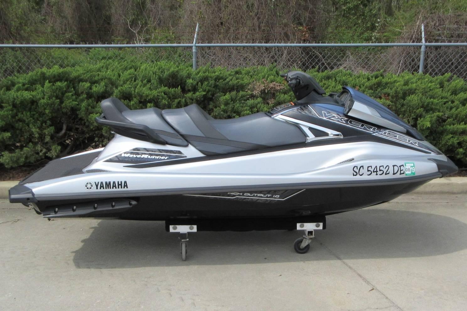 2016 Yamaha VX Cruiser for sale 93663