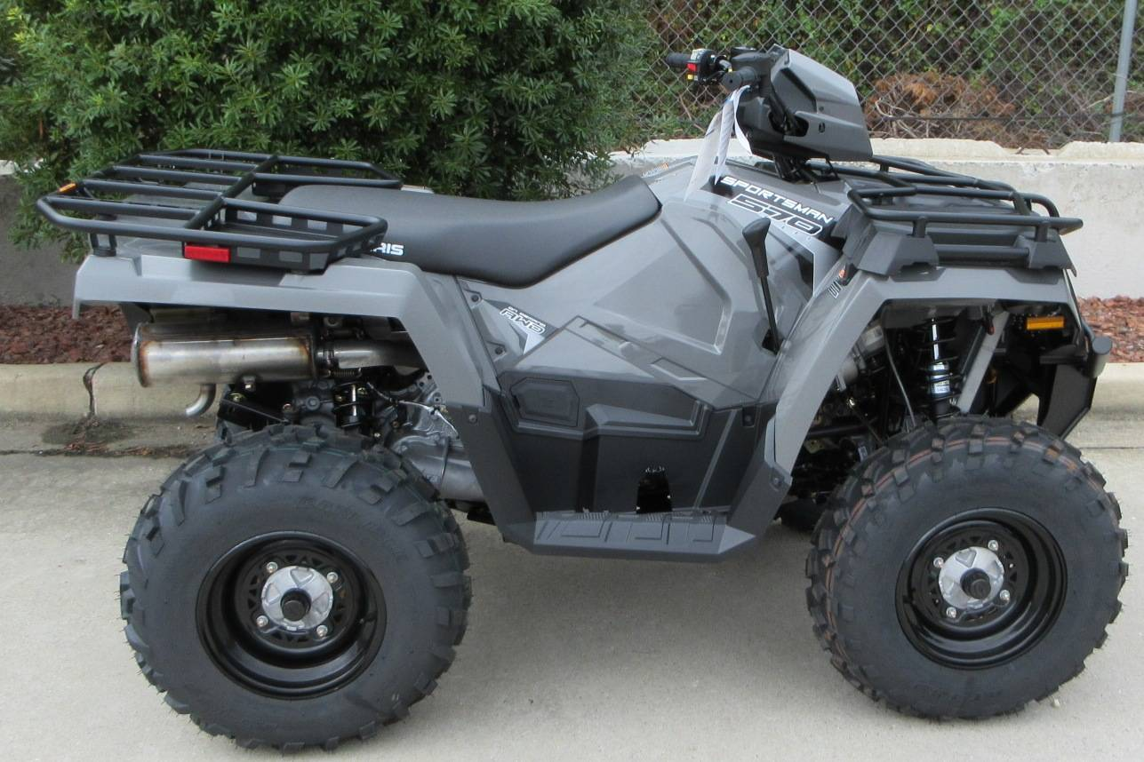 2020 Polaris Sportsman 570 EPS Utility Package in Sumter, South Carolina - Photo 1