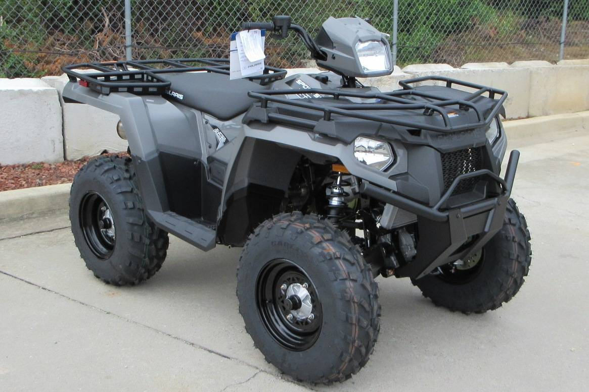 2020 Polaris Sportsman 570 EPS Utility Package in Sumter, South Carolina - Photo 3