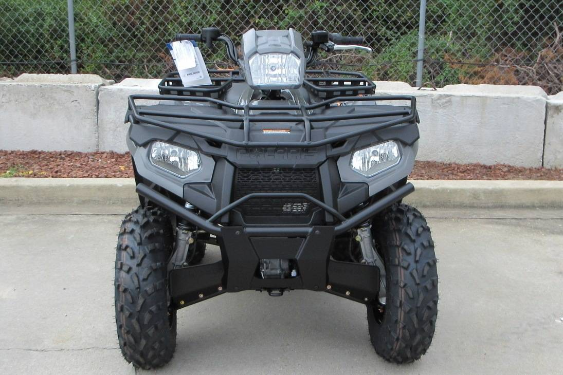 2020 Polaris Sportsman 570 EPS Utility Package in Sumter, South Carolina - Photo 4