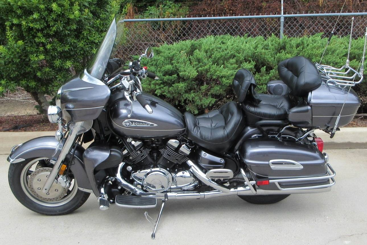 2008 Yamaha Royal Star® Venture in Sumter, South Carolina